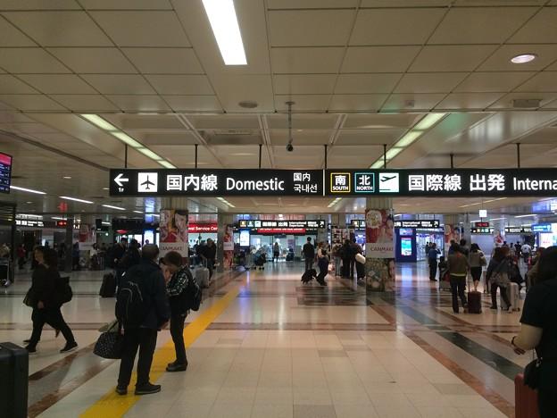 成田空港駅4