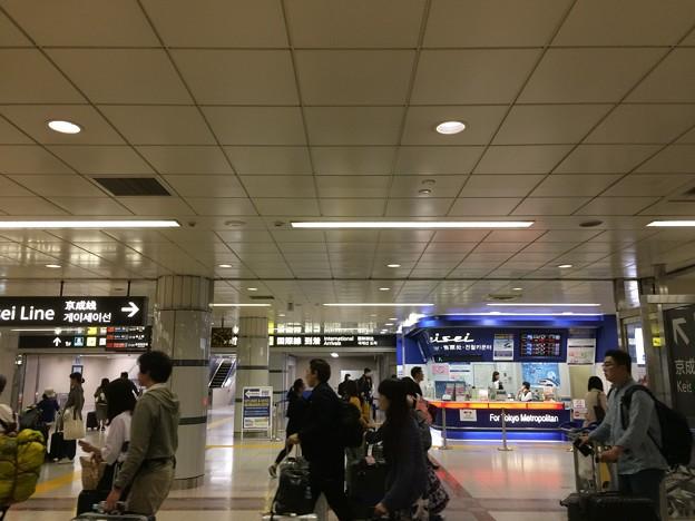 成田空港駅5