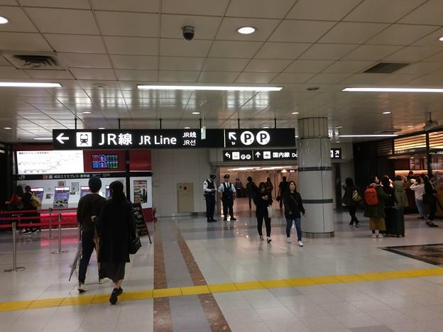 成田空港駅6