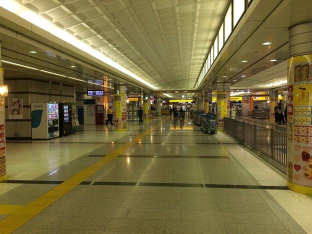 成田空港駅7