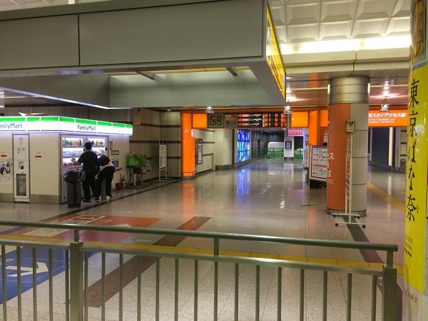 成田空港駅8