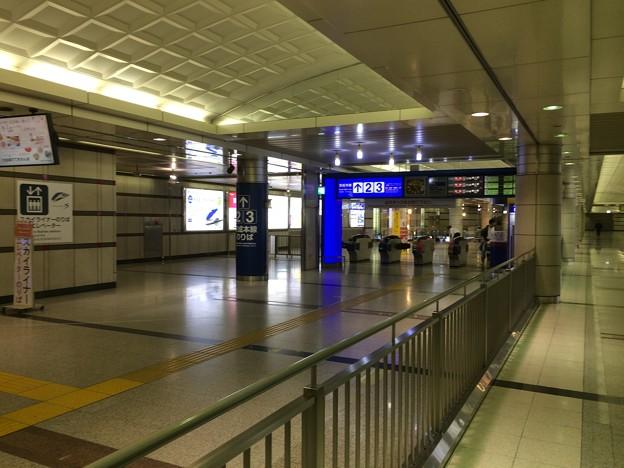 成田空港駅9
