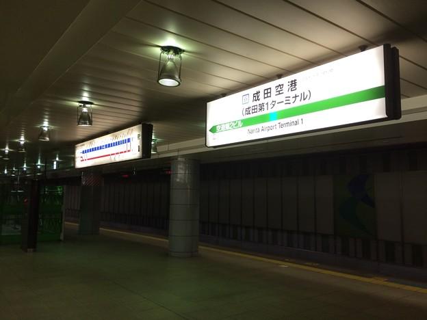 成田空港駅11