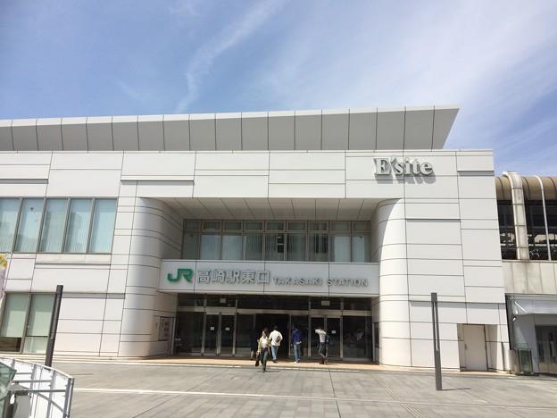 高崎駅5 ~東口~
