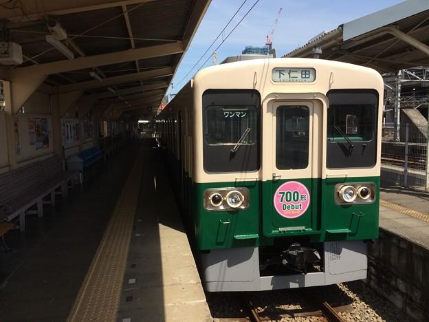 高崎駅24 ~下仁田行き普通電車~