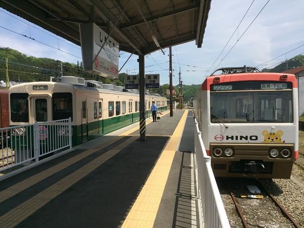 下仁田駅3