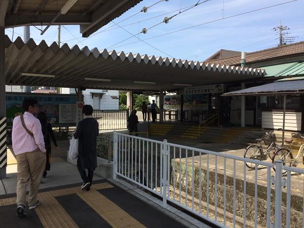 下仁田駅4