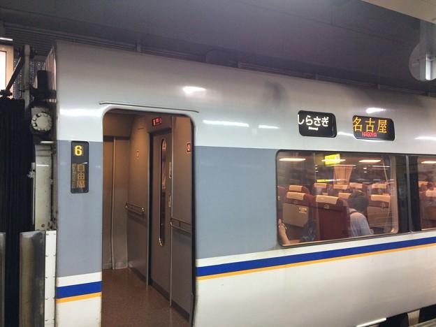 金沢駅3 ~特急しらさぎ~