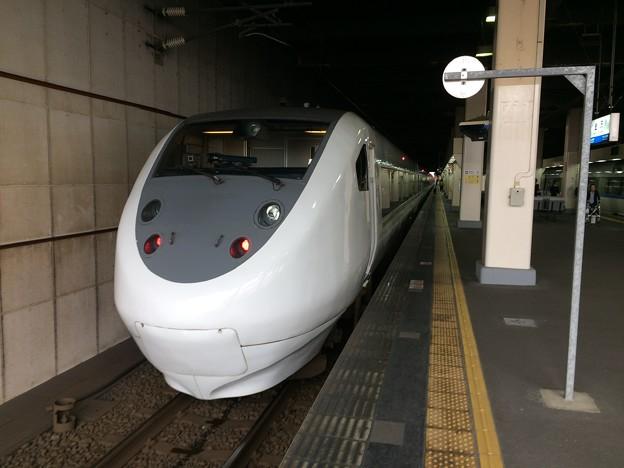 金沢駅8 ~特急サンダーバード~