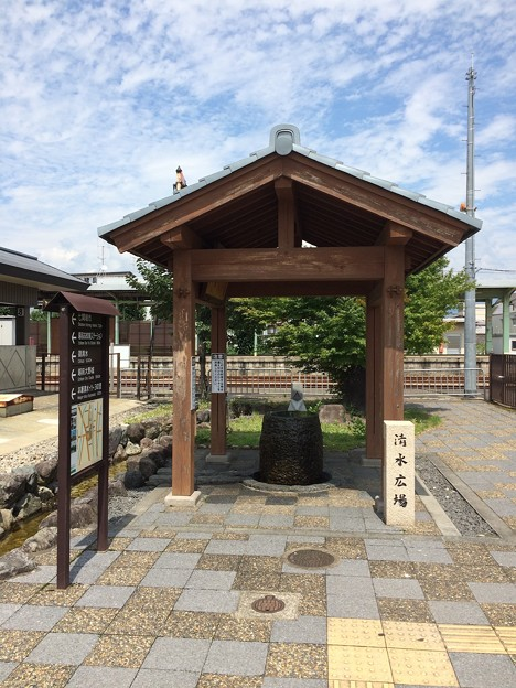 越前大野駅2