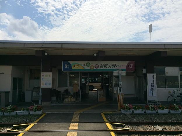 越前大野駅7