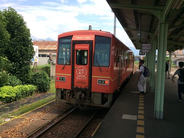 越前大野駅12