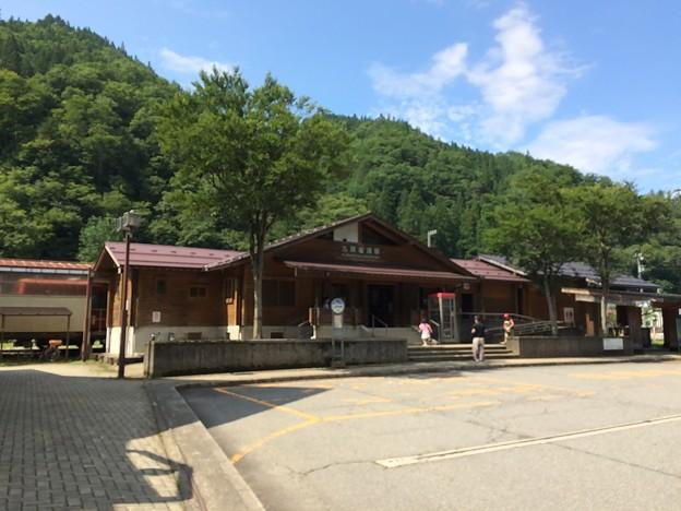 九頭竜湖駅8