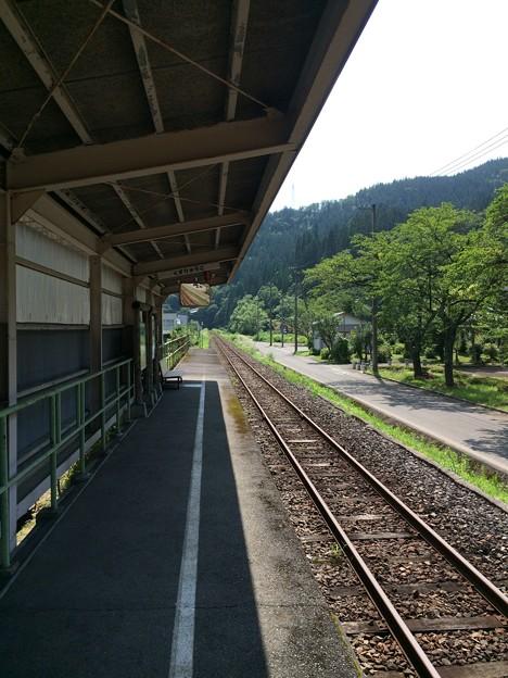 九頭竜湖駅10