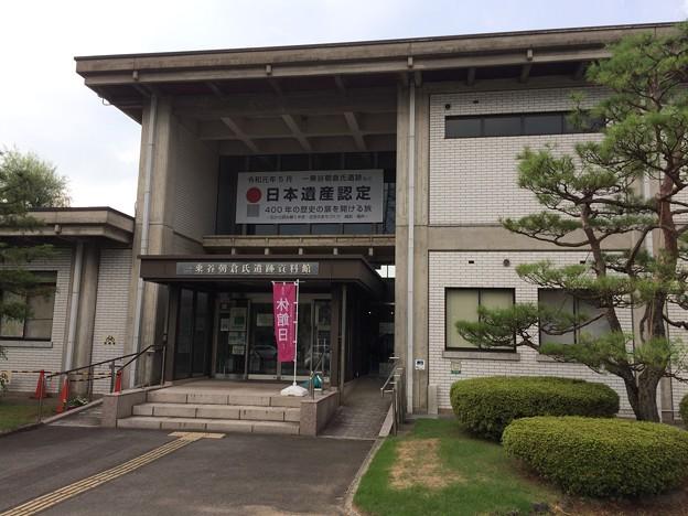 一乗谷朝倉氏遺跡資料館6