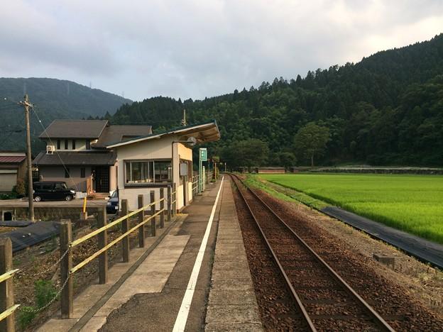一乗谷駅7
