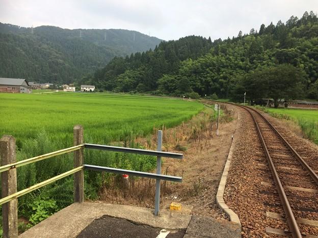 一乗谷駅8
