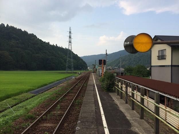 一乗谷駅9