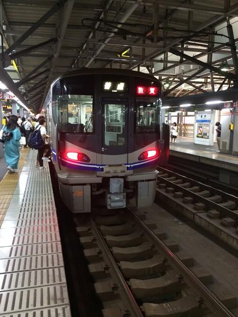 福井駅22 ~普通敦賀行き~