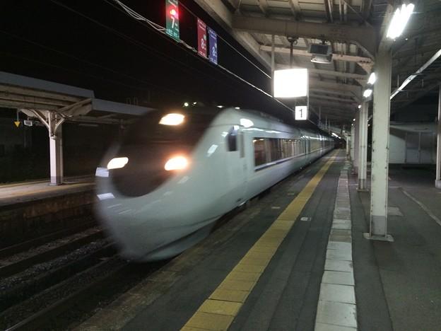 武生駅14 ~サンダーバード入線2~