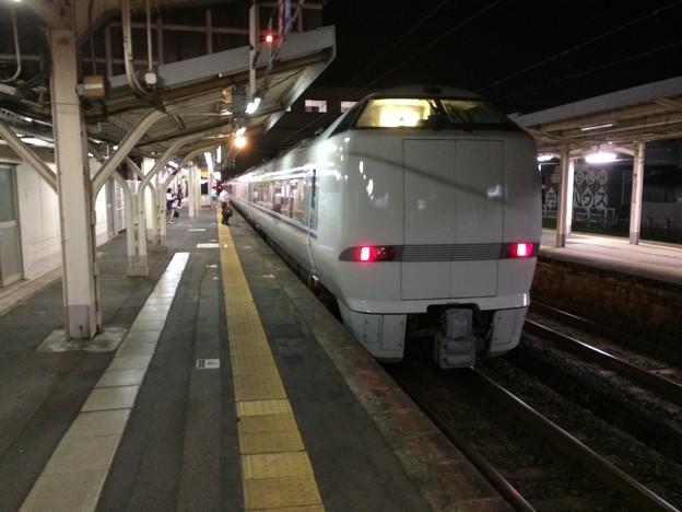 武生駅15 ~サンダーバード入線3~