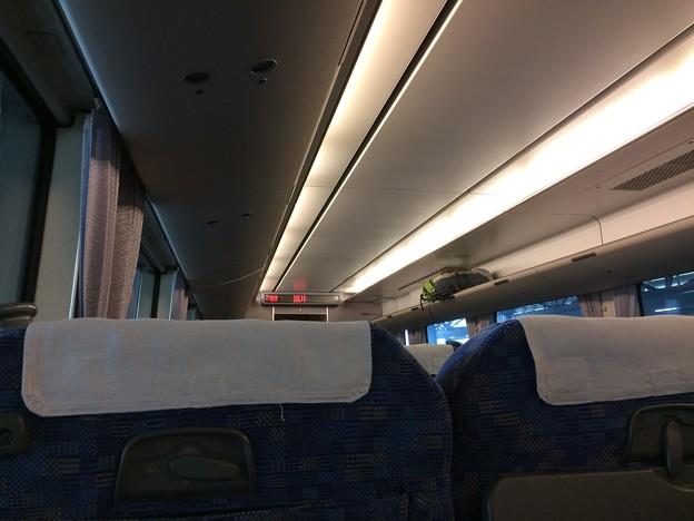 福井駅発車の頃