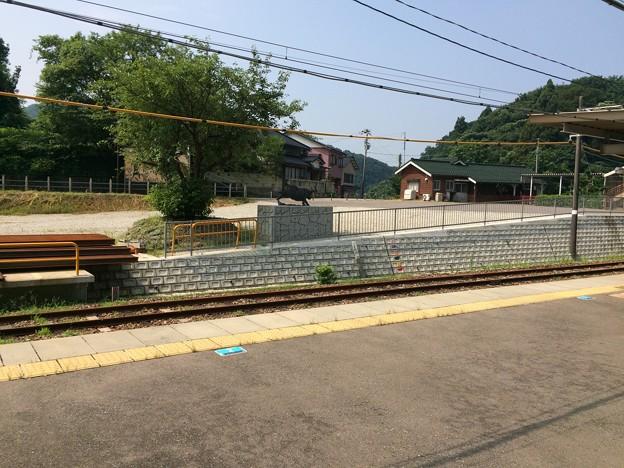 倶利伽羅駅2