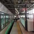 Photos: 午前10時半、富山駅停車