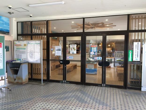 Photos: 泊駅13   ~待合室~
