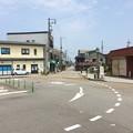 Photos: 泊駅15   ~駅前2~