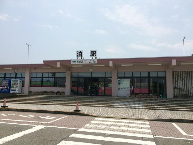 泊駅16 ~駅舎~