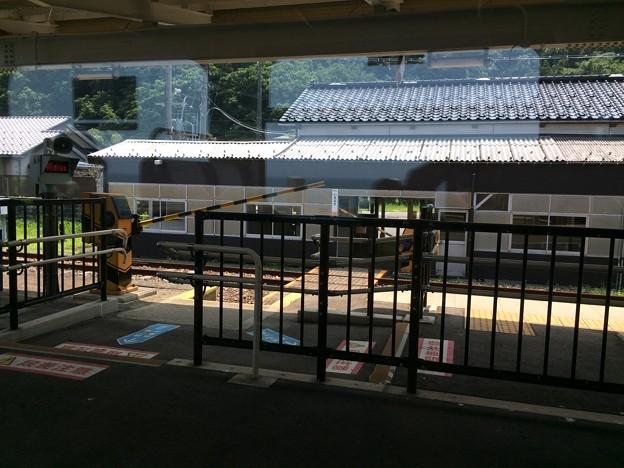 Photos: 市振駅1