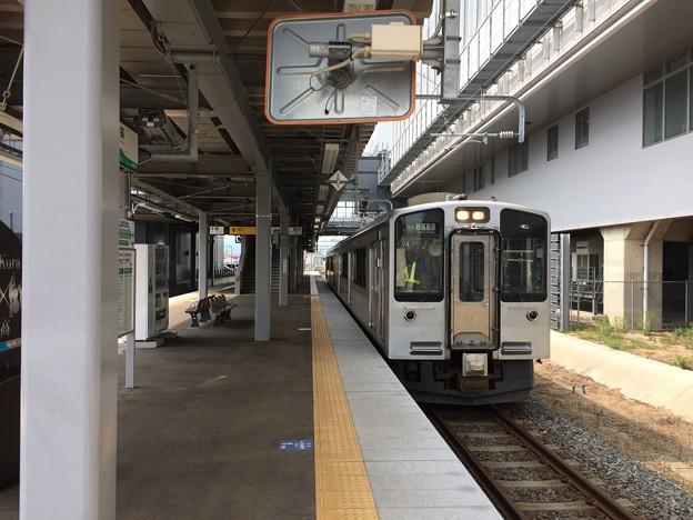 上越妙高駅4 ~駅構内~