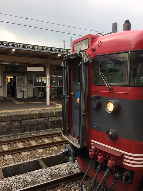 妙高高原駅1