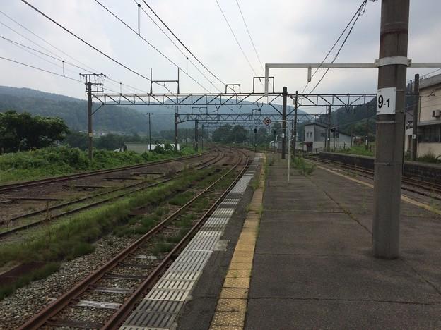 妙高高原駅2