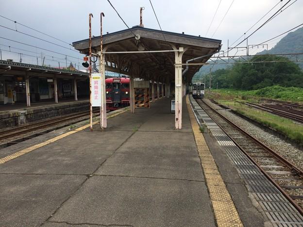 妙高高原駅3