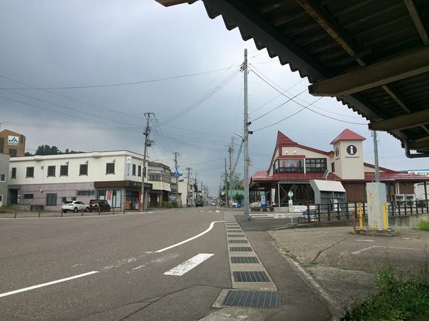 妙高高原駅4 ~駅前~