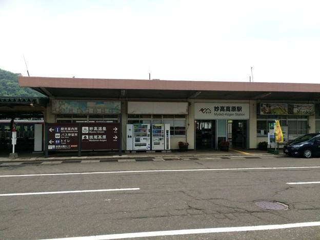 妙高高原駅9 ~駅舎~