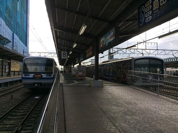 Photos: 伊豆箱根鉄道駿豆線三島駅4 ~ホーム~