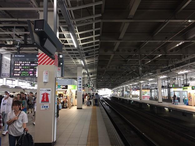 仙台駅19 ~新幹線ホーム~