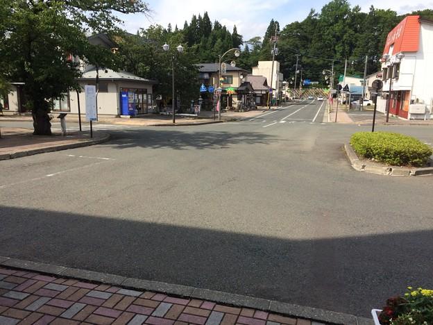 雫石駅5 ~駅前~
