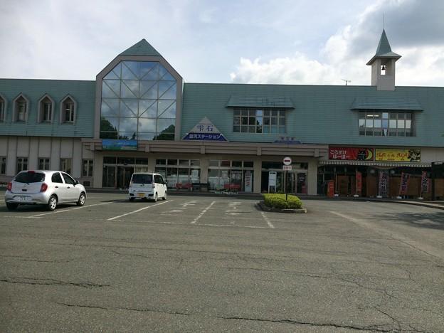 雫石駅6 ~駅舎~