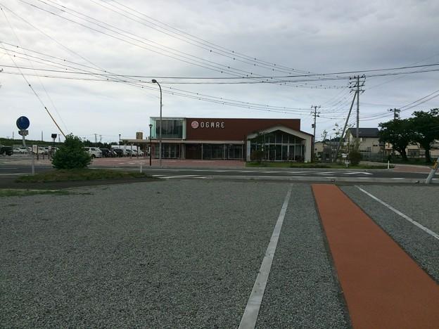 道の駅男鹿1