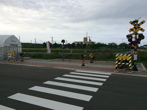 道の駅男鹿3 ~旧船入踏切~