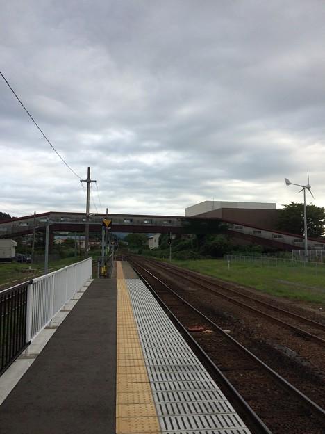 男鹿駅13