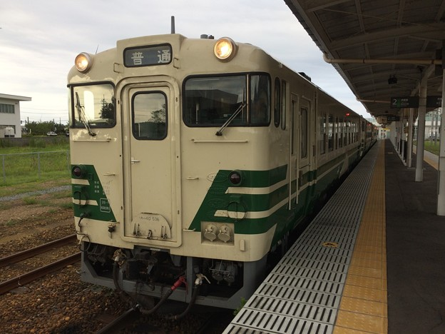 男鹿駅14   ~国鉄車両~