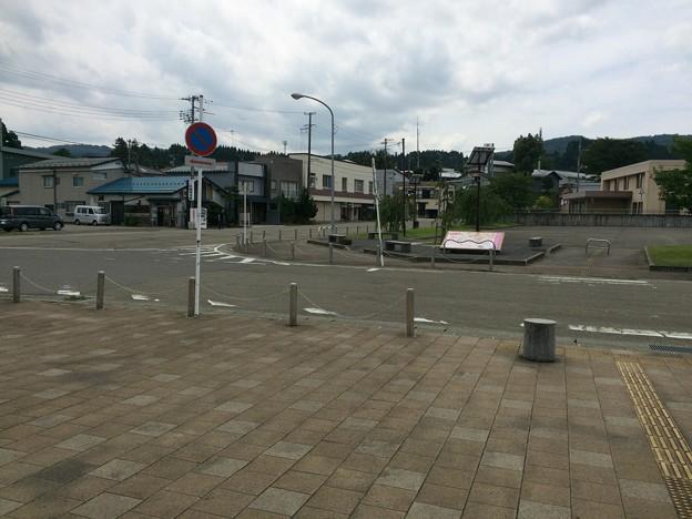 矢島駅4 ~駅前 由利高原鉄道18~