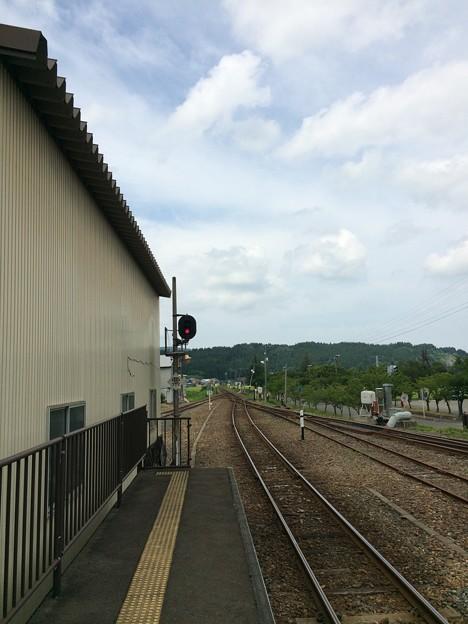 矢島駅11 ~羽後本荘方面 由利高原鉄道25~