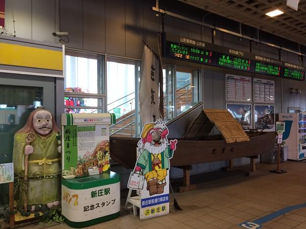 新庄駅17
