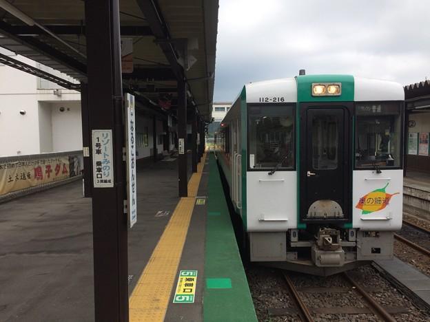 鳴子温泉駅6